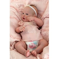 Amelia Vinyl Reborn Doll Kit sculpted by Ping Lau  IN STOCK