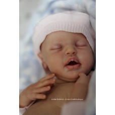 Ephram doll kit sculpted by Melody Hess