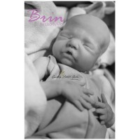BRIN DOLL KIT SCULPTED BY LISA SYLVIA  SNEAK PEEK