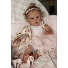 Charli doll kit sculpted by Sigrid Bock PRE ORDER