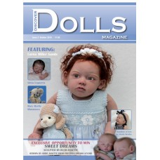 DISCOVER DOLLS MAGAZINE ISSUE NO. 2