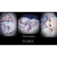 ELARA ALIEN BABY KIT SCULPTED BY JADE WARNER SNEAK PEAK