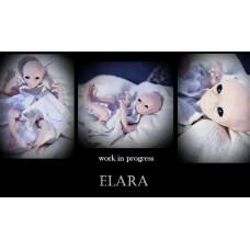 ELARA ALIEN BABY KIT SCULPTED BY JADE WARNER SNEAK PEAK