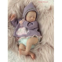 Emalyn vinyl doll kit sculpted by Melody Hess PRE ORDER