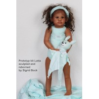 Lotta doll kit sculpted by Sigrid Bock PRE ORDER
