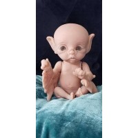 Pandora Baby Batling sculpted by Cindy Hainsworth Musgrove SNEAK PEEK