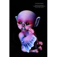 Pandora Baby Batling sculpted by Cindy Hainsworth Musgrove