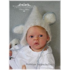 Santina Vinyl Doll Kit by Ping Lau - LDC -  PRE ORDER